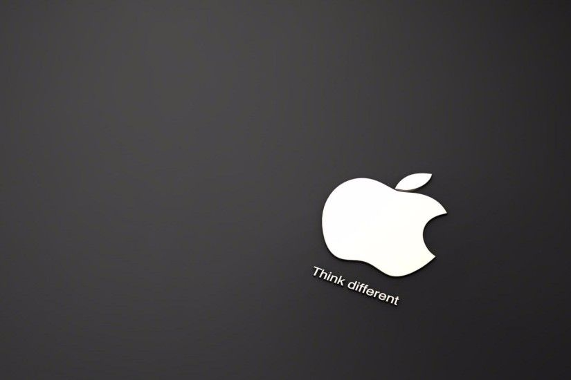 ... 1080p apple wallpaper Wallpapers Apple Wallpaper 4k Think Different  Logo 4K | Free Background Hd apple wallpaper ...