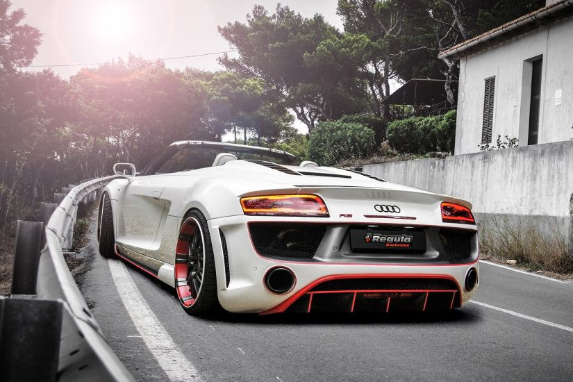 2014 Audi R8 V10 Spyder By Regula Tuning 2