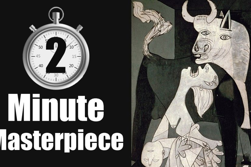 2-Minute Masterpiece: Guernica