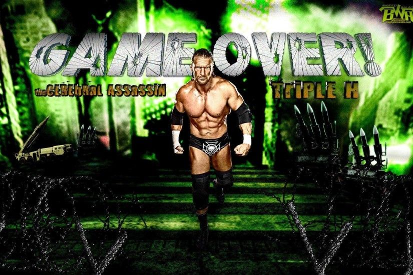 Images For > Wwe Hhh Wallpaper 2013