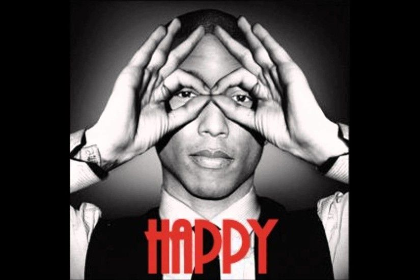 Pharrell Williams Releases an Interactive Music Video for His Song 'Happy'