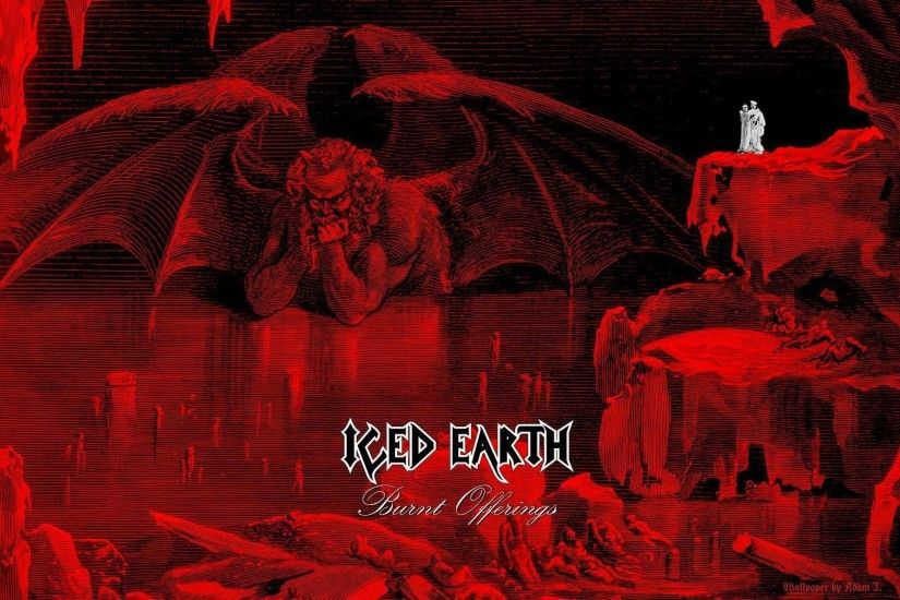 1920x1080 Iced Earth - Burnt Offerings by adamtsiolas on DeviantArt