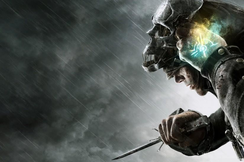 dishonored 2 wallpaper 1920x1080 download free