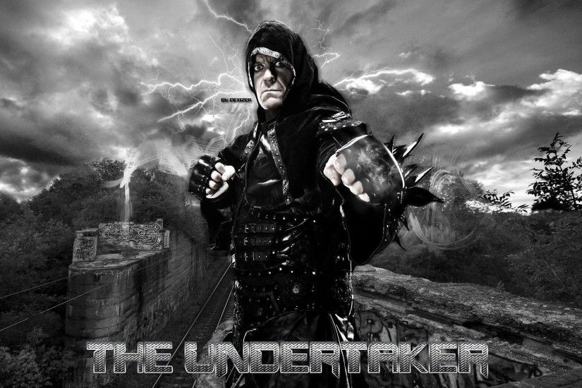 New WWE The Undertaker 2014 HD Wallpaper by SmileDexizeR on DeviantArt