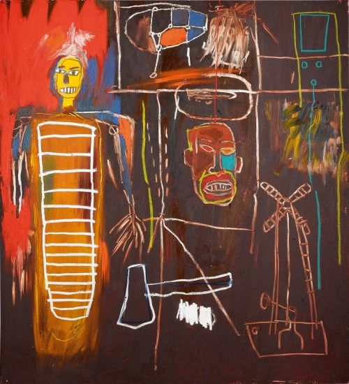 What David Bowie's Basquiat Painting Teaches Us About the Art Market