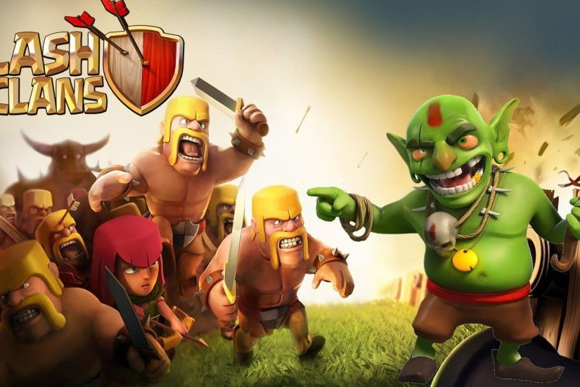 ... Clash Of Clans High Quality Wallpapers ...