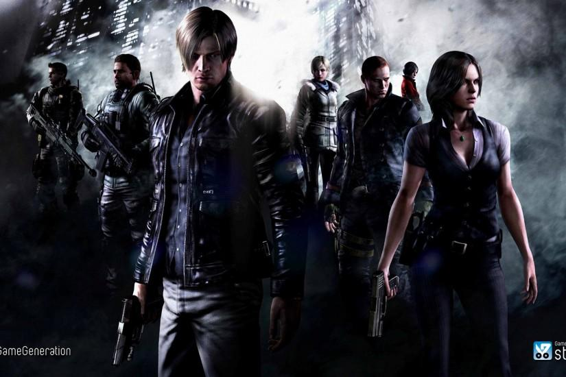 installment in the resident evil series resident evil 6 and boy did .