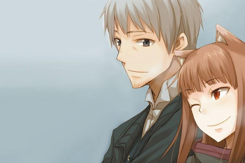 Download The Other Anime Wallpaper Titled: \'Spice And Wolf .