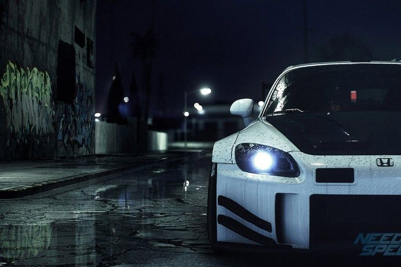 Need For Speed, Honda, S2000, Honda S2000, Car, Video Games Wallpapers HD /  Desktop and Mobile Backgrounds