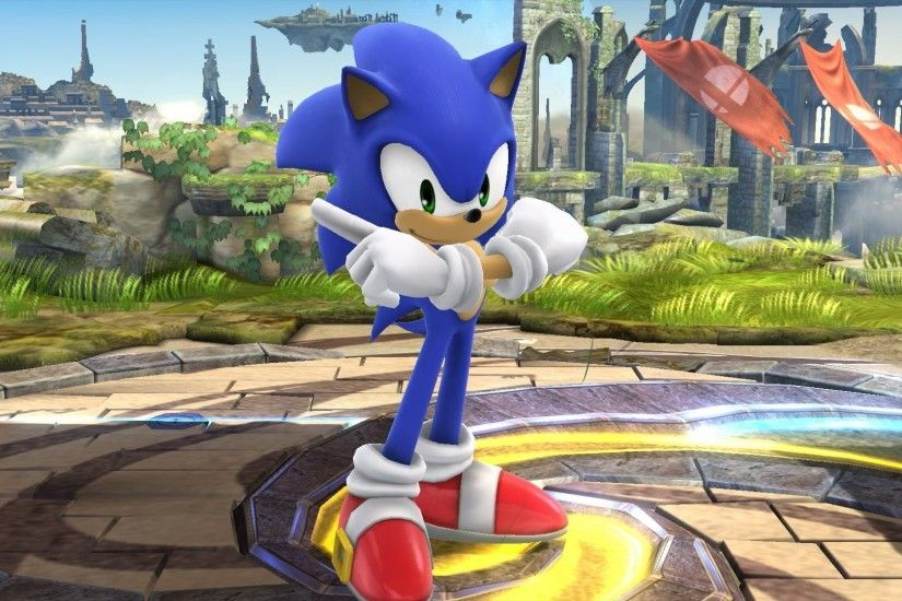The Smash 3 Project - All Characters Released | Page 38 | Smashboards Sonic  Boom ...