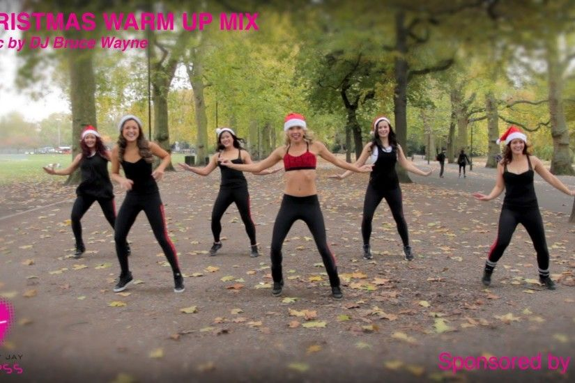 Zumba Christmas Wallpaper : Songs in quot zumba warm up christmas mega mix