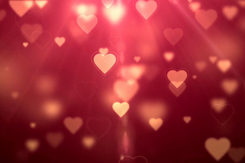 Falling Hearts Of Light