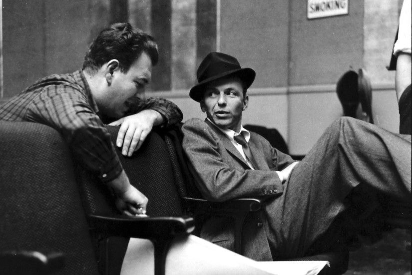 #Sinatra100 – Frank Sinatra and Nelson Riddle: The Capitol Years