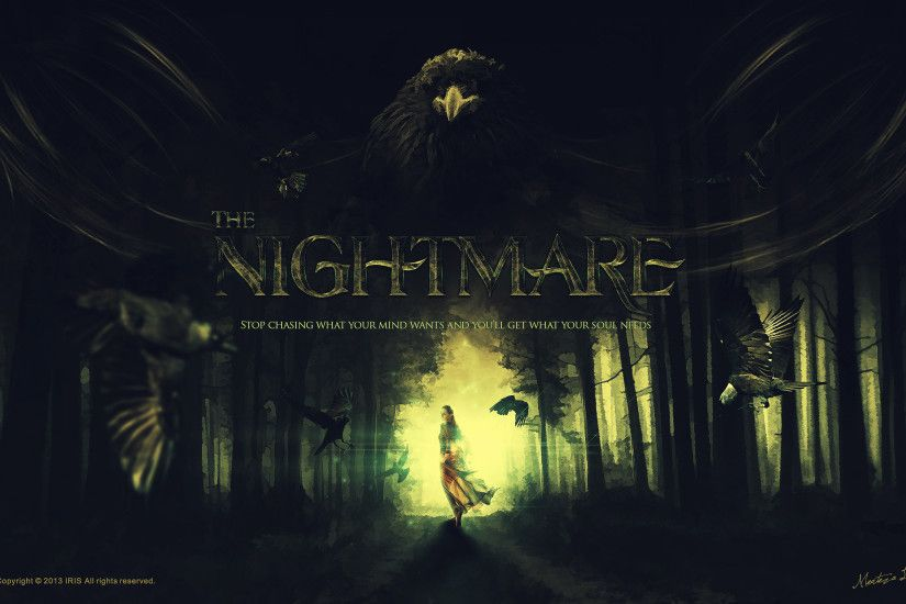Nightmare Wallpaper At Dark Wallpapers