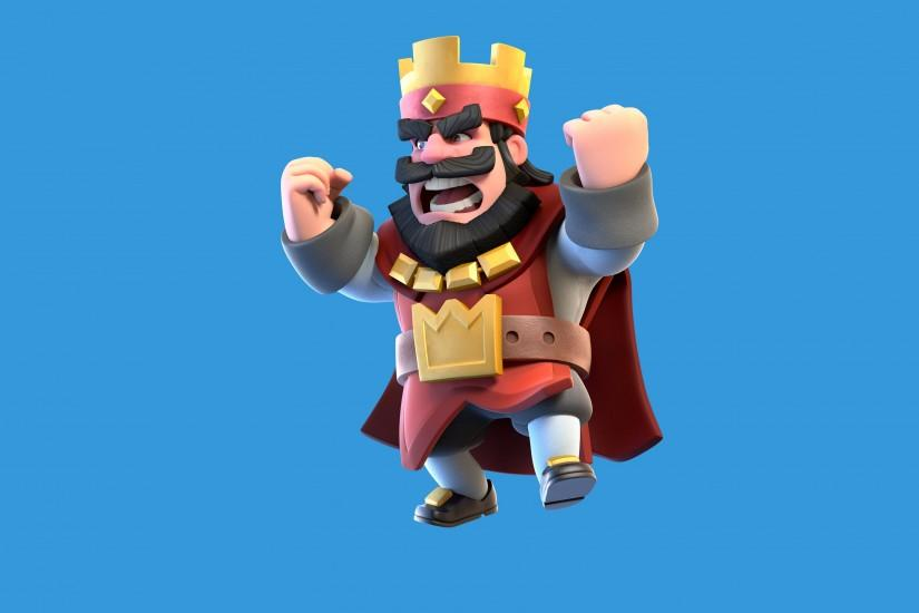 Clash Royale Red King · Clash Royale Red King Wallpaper