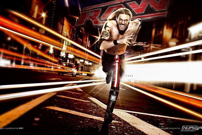 Edge WWE Raw wallpaper 1920×1200 ...