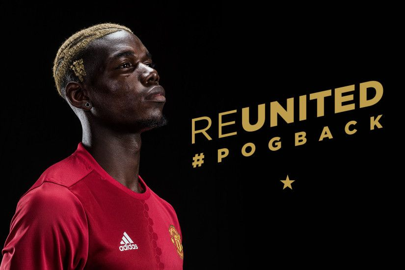 Pogba signs! Read the official statement