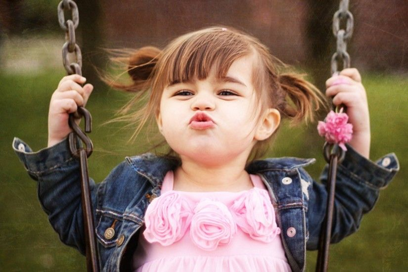 cute baby girl images widescreen wallpaper