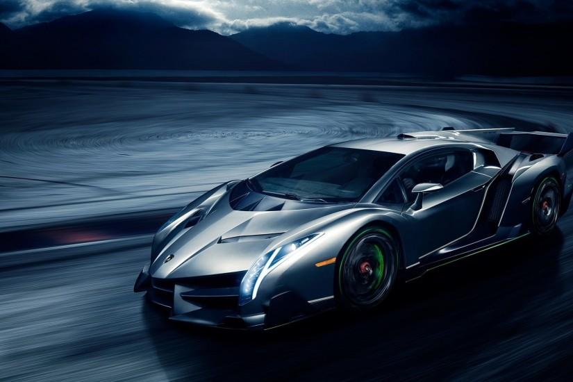 HD Lamborghini Veneno Wallpapers.