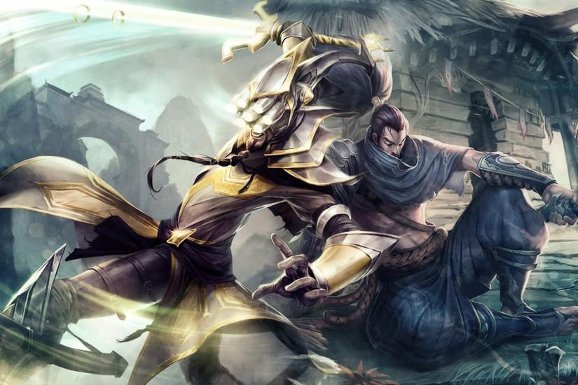 gorgerous yasuo wallpaper 1920x1080 image