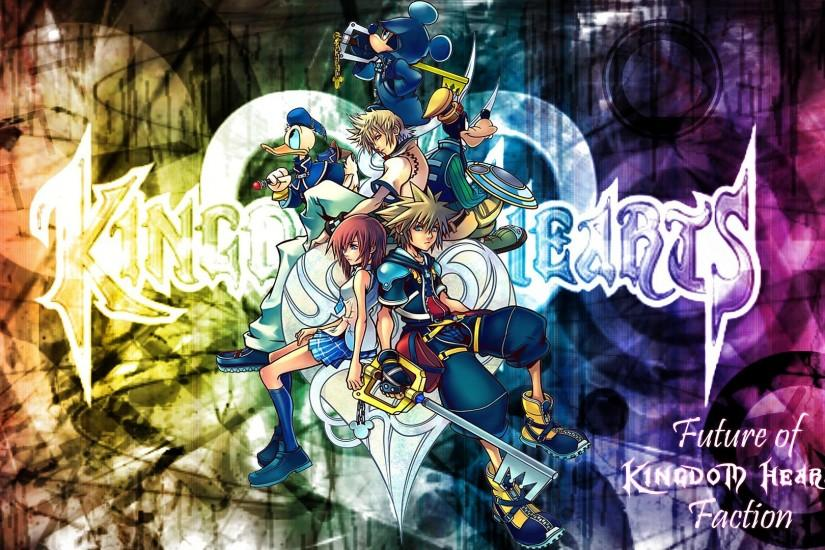 top kingdom hearts background 1920x1080 720p
