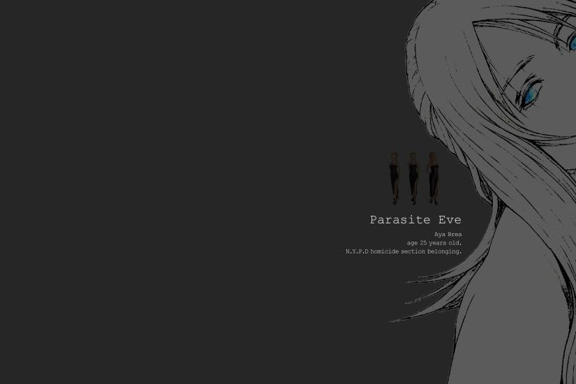 Video Game - Parasite Eve Wallpaper