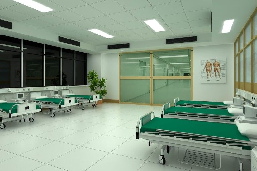 ... hospital room - 3D and 2D Art - ShareCG ...