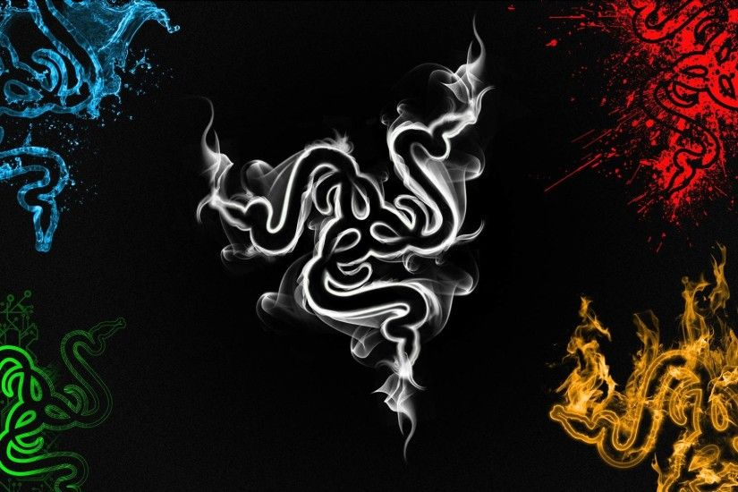 Images For > Razer Iphone Wallpaper