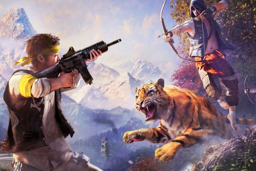 Games / Far Cry 4 Wallpaper