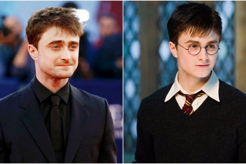 Daniel Radcliffe says he's 'happy to let someone else' play Harry Potter in  Cursed