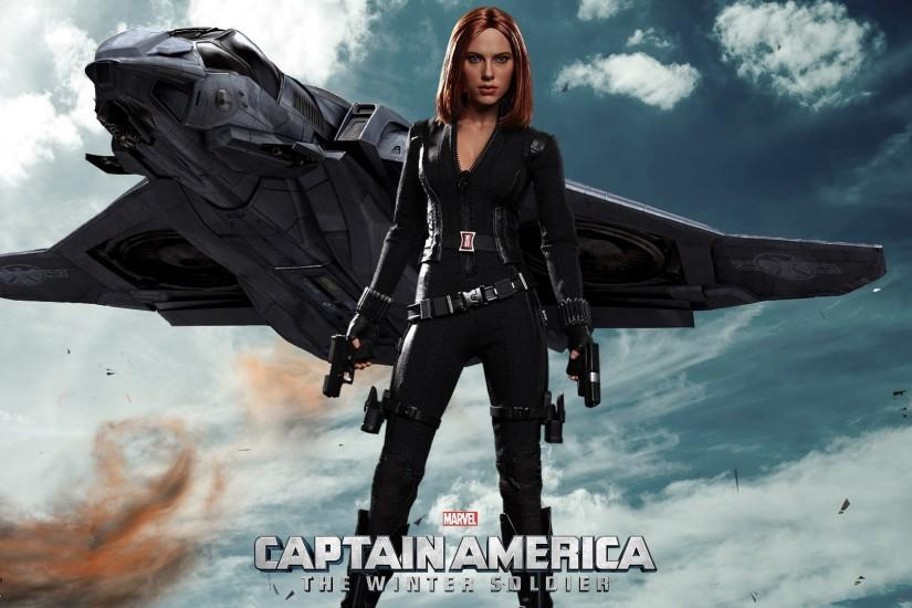 Captain America: The Winter Soldier widescreen for desktop
