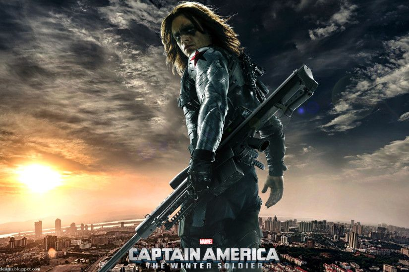 Captain America HD desktop wallpaper Widescreen Fullscreen