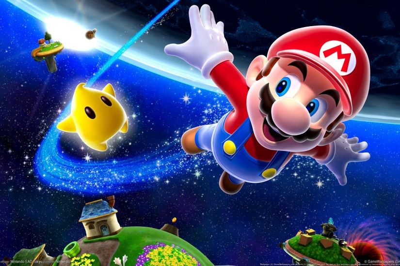 Super Mario 3D Exclusive HD Wallpapers #2595
