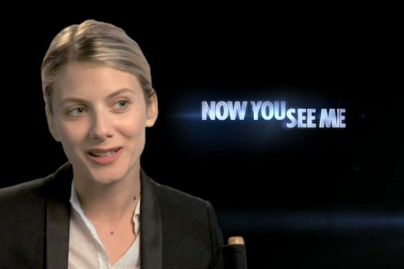 Now You See Me: Melanie Laurent On Her Character's Interest In Magic -  Video - NYTimes.com