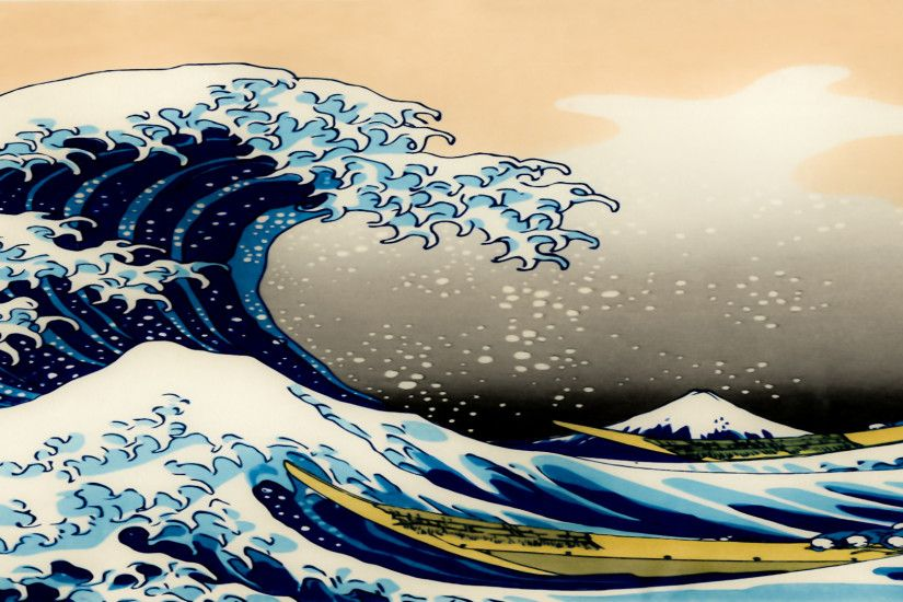 ... The Great Wave off Kanagawa by K-liss