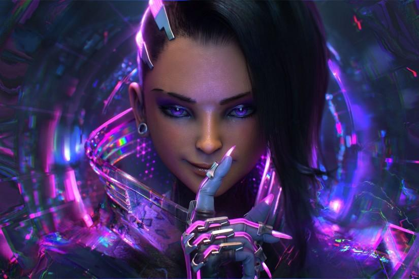 most popular sombra wallpaper 1920x1080 for meizu