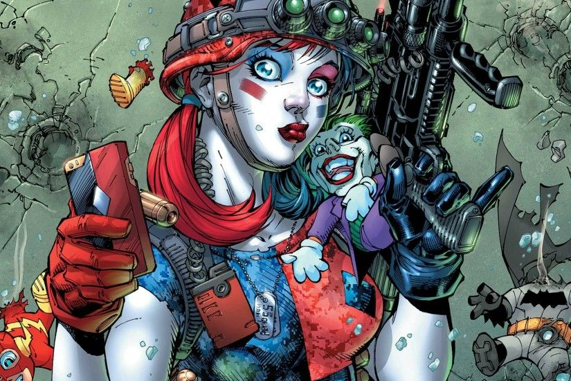 ... Suicide Squad Full HD Wallpaper and Background | 1920x1080 | ID:163423  ...