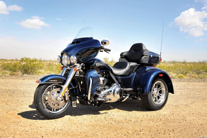 Harley-Davidson Trike Tri Glide Ultra Classic motorcycle wallpapers ...