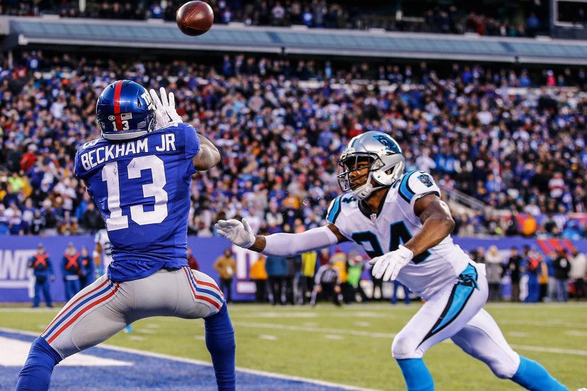 NFL pundits blast Odell Beckham Jr. for losing control in Giants loss | NFL  | Sporting News