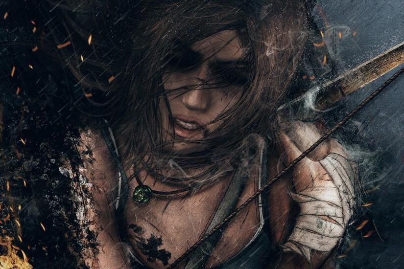tomb raider wallpaper 1920x1080 lockscreen