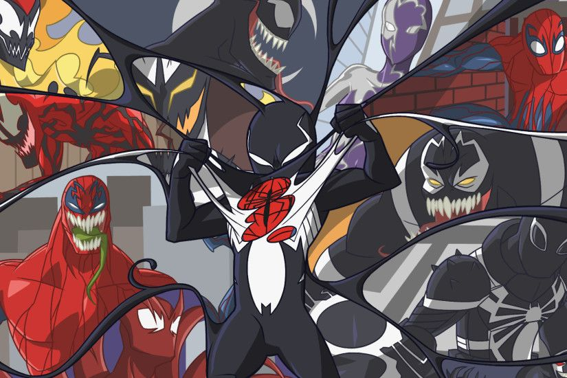 Anti Venom Wallpaper Widescreen with HD Wallpaper Resolution 1920x1080 px  774.85 KB Movies Wallpapers Carnage Galaxy