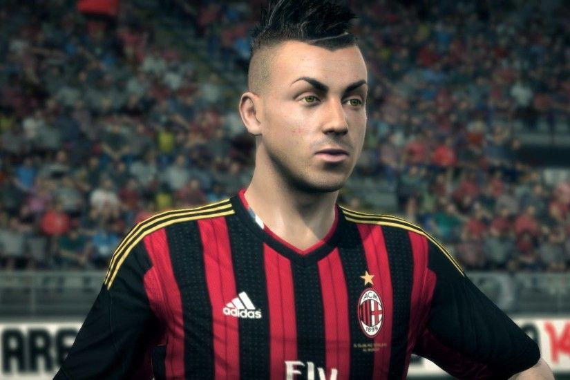 Stephan El Shaarawy FIFA 14 Wallpaper HD