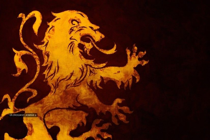 Game Of Thrones, House Lannister, Lion Wallpapers HD / Desktop and Mobile  Backgrounds