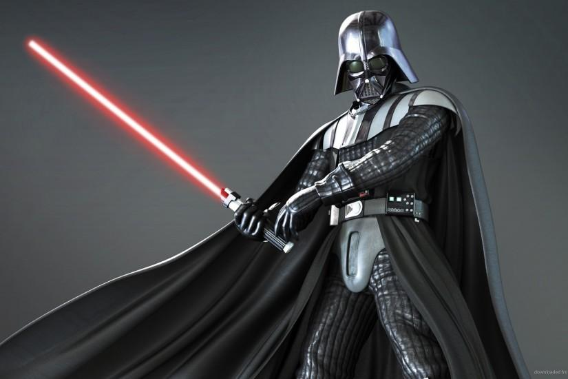 darth vader render backgrounds characters wallpaper 1920x1080