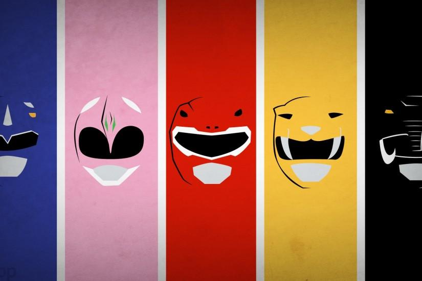 Blo0p, minimalism, power rangers wallpaper - ForWallpaper.com