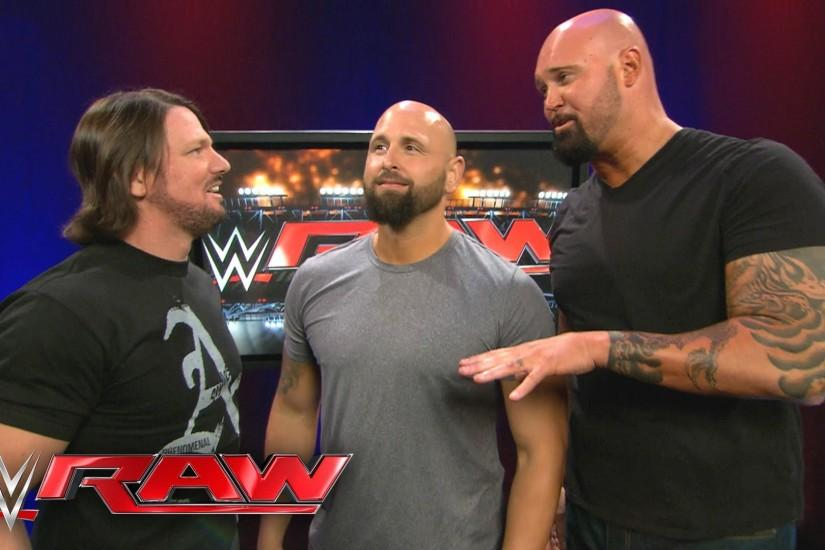 WWE: Karl Anderson On How To Make It In The WWE