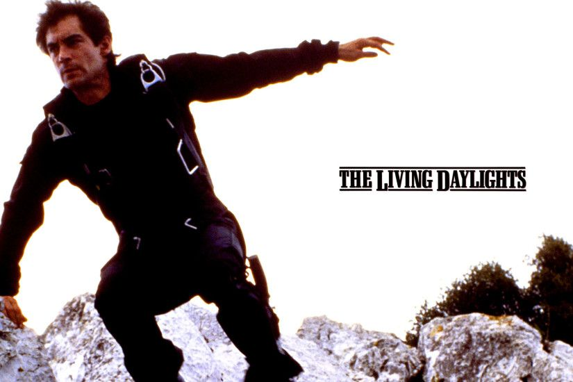 ... 006 the living daylights wallpapers 007
