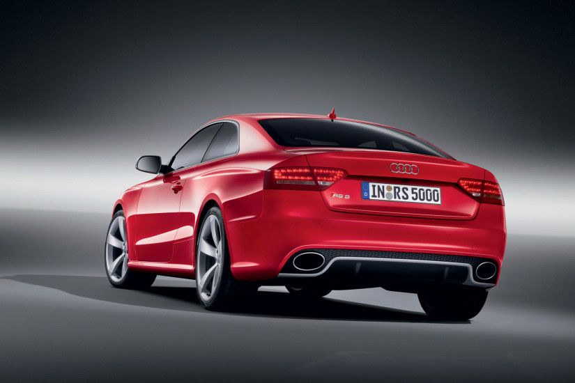 Audi RS5 Wallpaper 7962