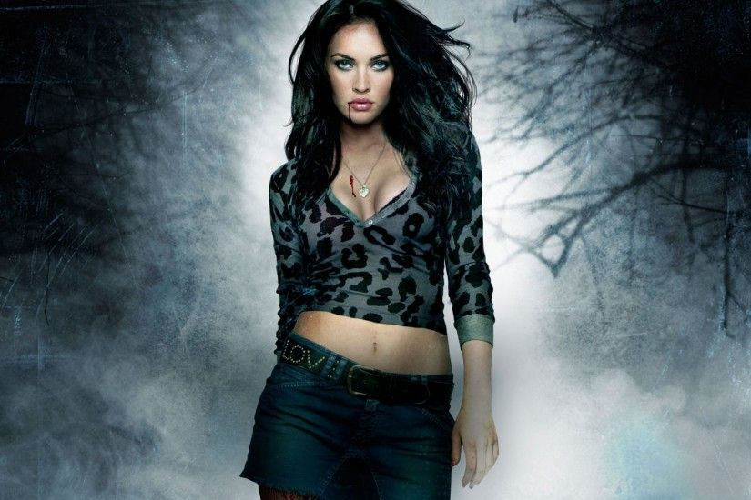 Megan Fox in Jennifers Body Poster Wallpapers