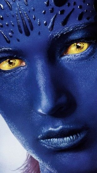 1440x2560 Wallpaper x-men apocalypse, mystique, jennifer lawrence